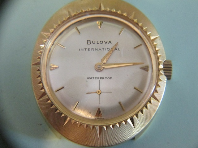 Reverend Rob 1960 Bulova International 09 21 2014