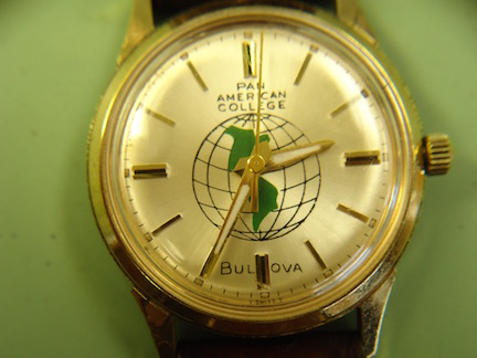 1969 Bulova Sea King watch