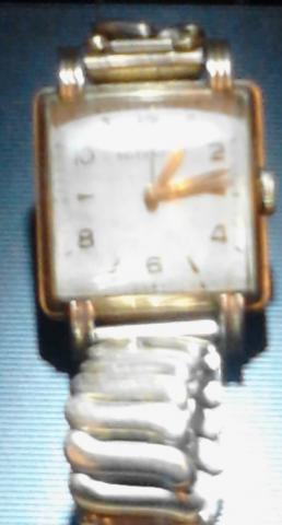 """Bulova watch don't know much about it, has """"L1"""" under case serial number on back"""
