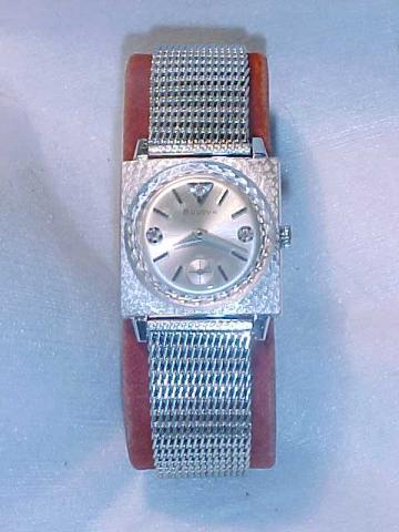 Terry K 1965 Bulova Diamond Excellency 11 24 2014