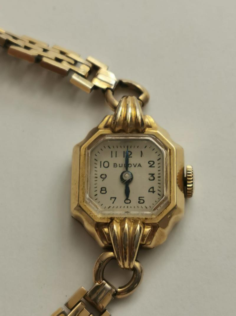 Bulova Her Excellency A Front
