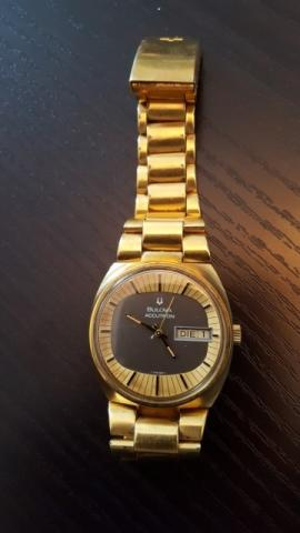 Bulova 1972 Accutron Date & Day