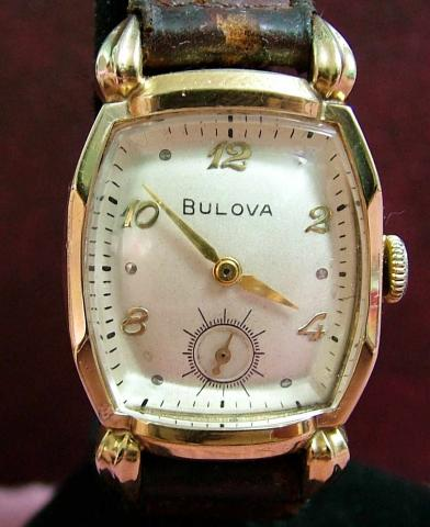 Bulova Rumford watch