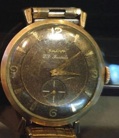 1958 Bulova His Excellency watch