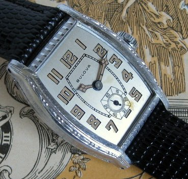 Bulova ALBERT watch, 1930