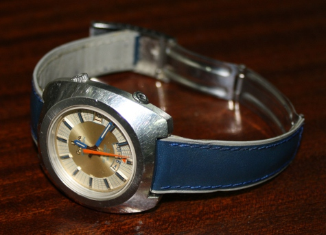 Bulova watch Accutron Astronaut Mark II 2011-08-11