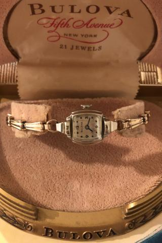 1949 Bulova Academy Award F watch