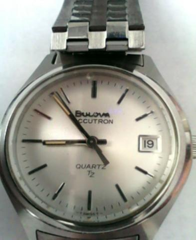 Bulova 1977 Accutron Quartz Time Zone