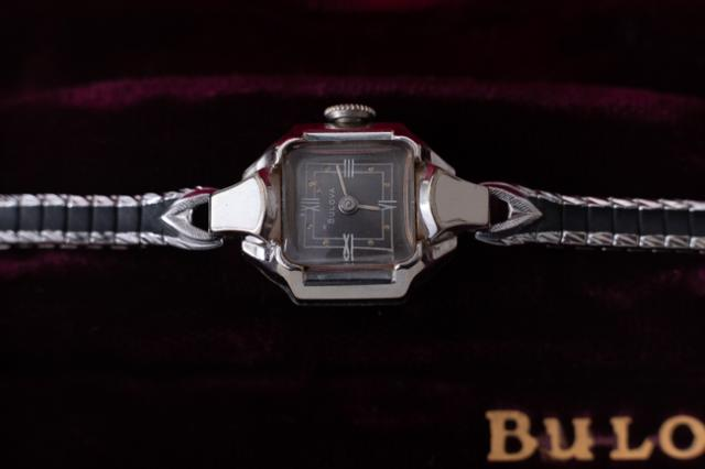1948 Bulova her Excellency H watch
