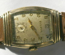 1945 Bulova Brewster watch