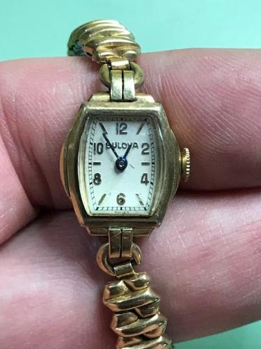 1937 Bulova Catherine watch