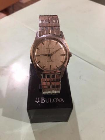 1968 Bulova Jet Clipper AC  watch
