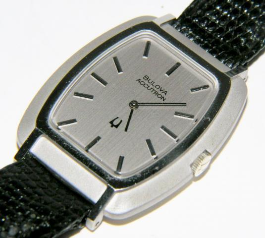 1975 Accutron Bulova watch