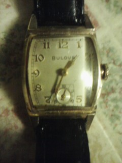 1952 Bulova Walton Watch