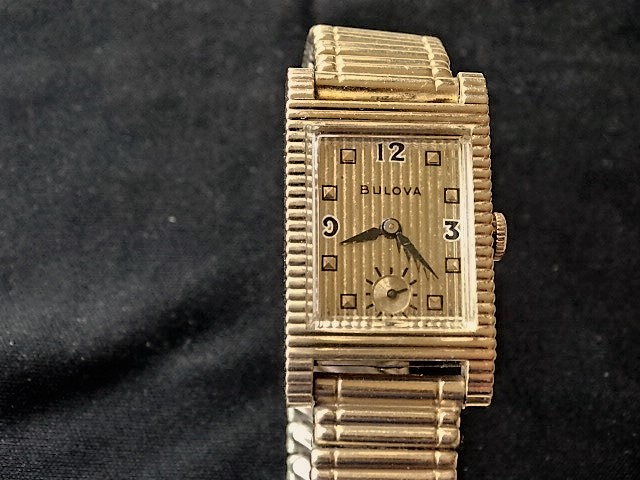 1950 Bulova Academy Award W watch