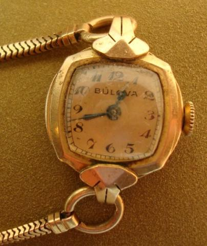 1946 Bulova Co Ed B watch