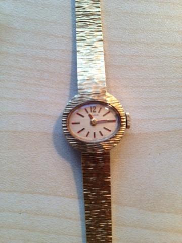 Unknown 1970 lady's Bulova, 5 BD