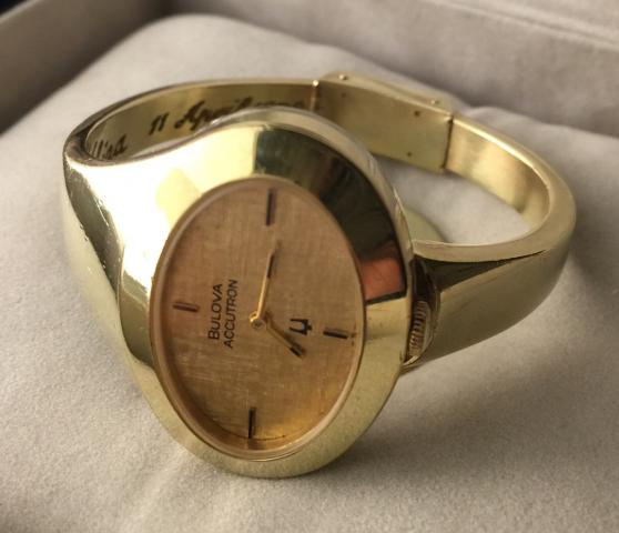 Bulova Accutron watch 2210