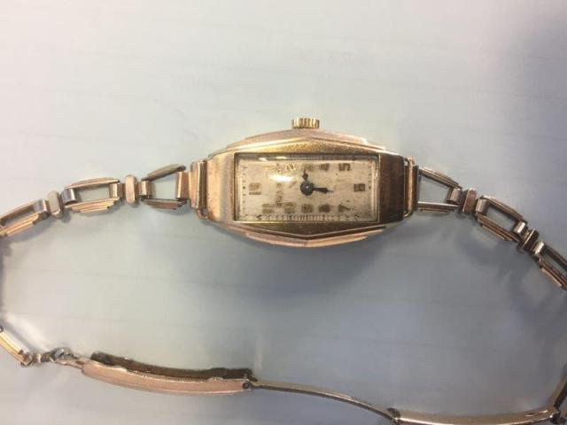 1935 Bulova Carolyn watch