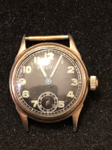 1943 Bulova Air Warden watch
