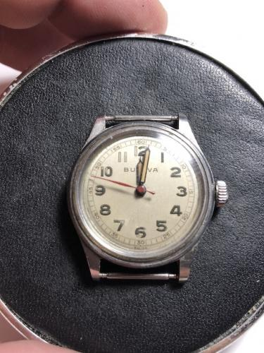 1945 Bulova Watertite watch