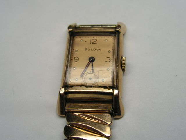 1946 Bulova Craftsman watch