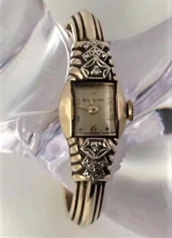 1953 Bulova American Girl Y watch
