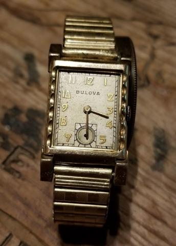 1948 Bulova His Excellency watch