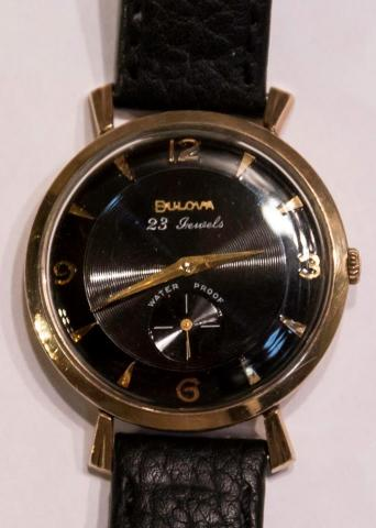 1960 Bulova His Excellency watch