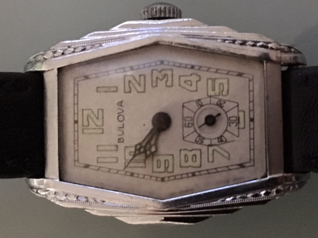1931 Kirkwood Bulova watch