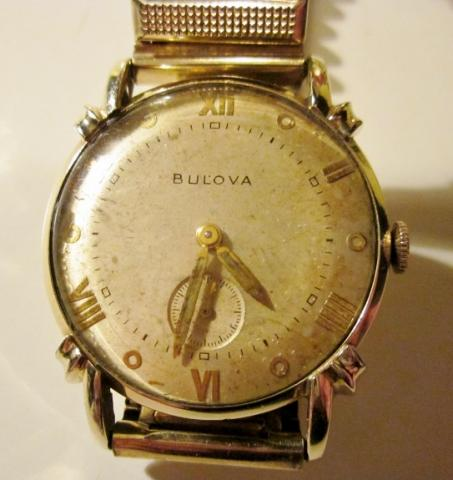 1951 Bulova Academy Award O watch