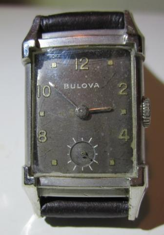 1947 Bulova Statesman C watch