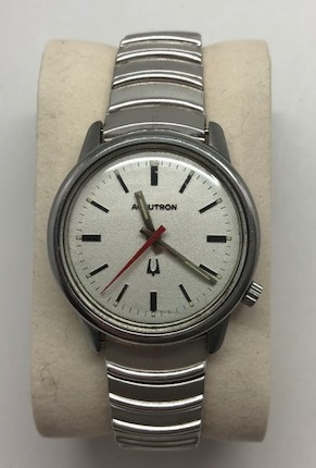 1972 Bulova Accutron 259 watch