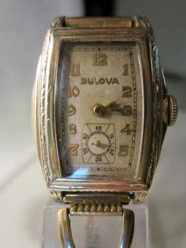 1936 Bulova Ranger watch