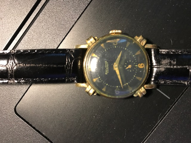Bulova Non Conforming watch