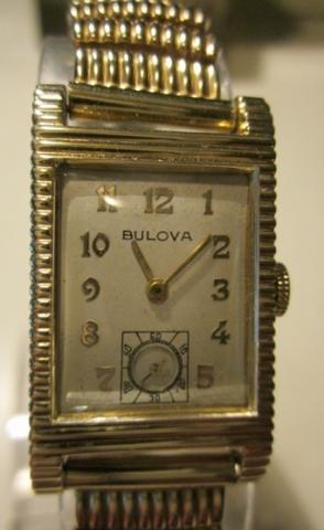 1951 Bulova Academy Award watch