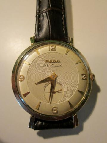 1959 Bulova His Excellency EW watch