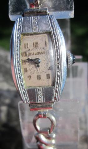 1931 Bulova Rona watch