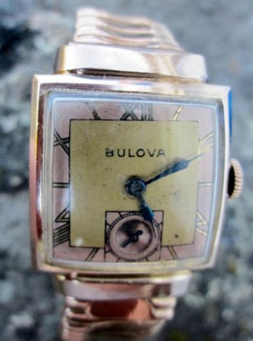 1942 Bulova Beacon watch