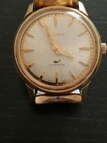 1969 Bulova Sea Clipper watch