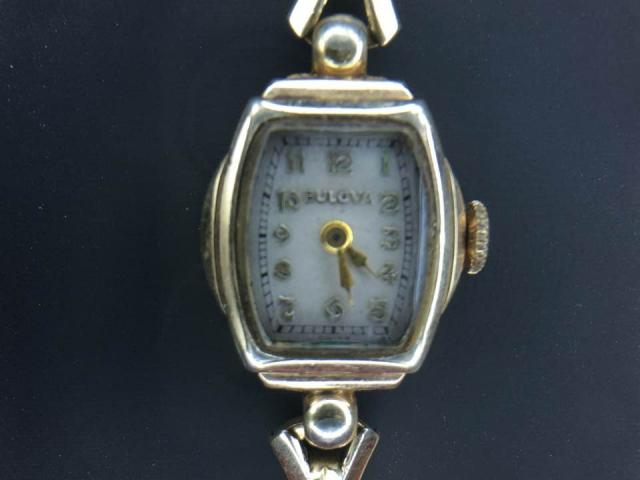 1939 bernice Bulova watch