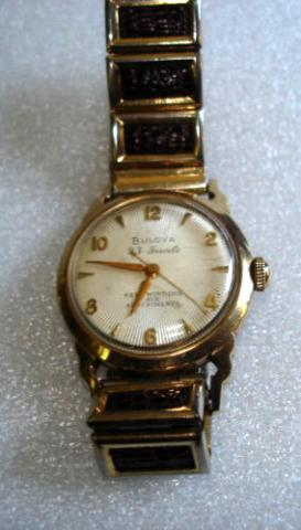 Bulova 23 jewels watch