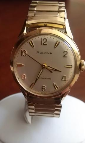 Yankee Clipper 1963 Bulova watch