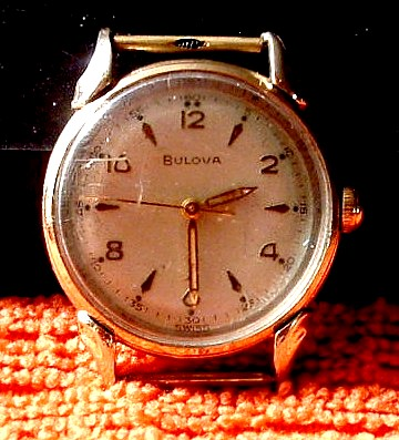Bulova 1954 Commodore