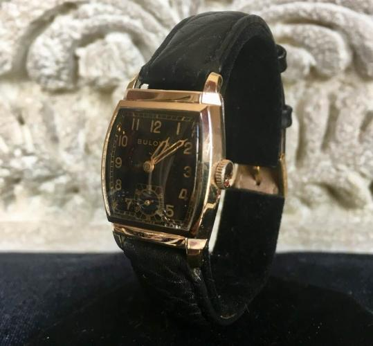 1943 Bulova Officer watch