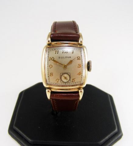 plainsman 1949 Bulova His Excellency