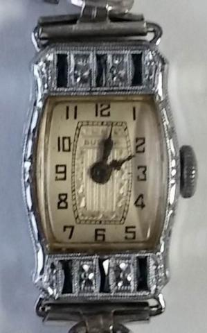 1928 Bulova Natalie watch
