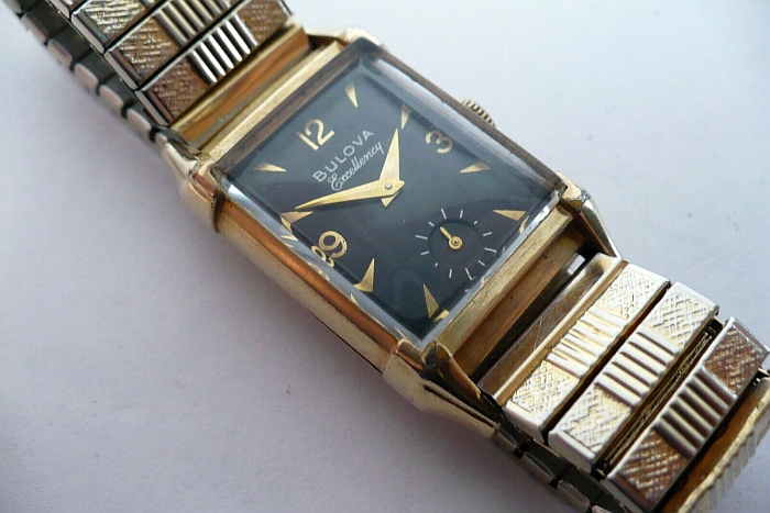 1951 Bulova His Excellency watch