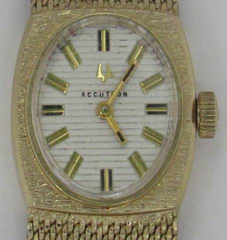 1976 Bulova Accutron watch