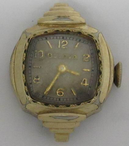 1939 Bulova Audrey  watch